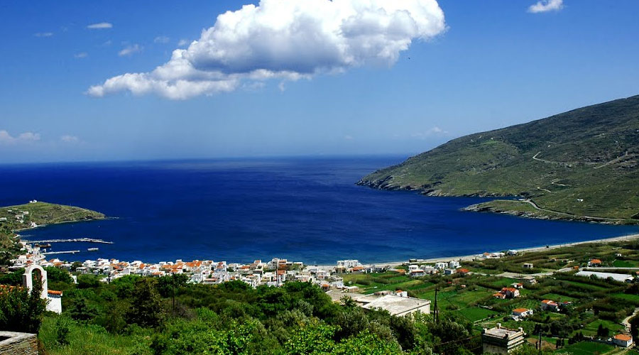 Andros Yacht charter